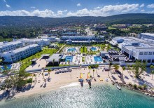 Private Transfer from Sangster International (MBJ) to Riu Montego Bay Hotels