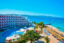 Private Transfer from Sangster International (MBJ) to Montego Bay Hipstrip Hotels