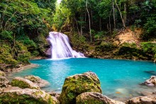 Private Transportation to Blue Hole (Secret Falls) & White River Rafting From Ocho Rios Hotels