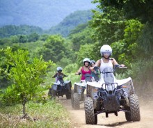 Private Transportation to Blue Hole (Secret Falls) & ATV From Ocho Rios Hotels