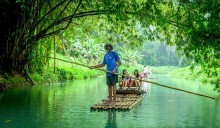 Private Transportation to Great River Bamboo Rafting From Montego Bay Hotels