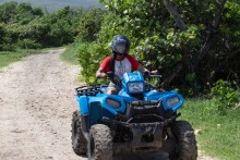 Private Transportation to ATV and Horseback Ride 'N' Swim From Montego Bay Hotels